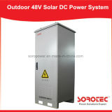 3kw 220VAC 48VDC Hybrid off-Grid Solar DC Power Supply, Remote Monitoring System Interface