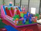 2018 Amusement Park Inflatable Bouncer Castle, Inflatable Bouncer Slide for Sale