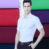 100%Polyester Shirt Fabric for Man Garment
