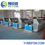 Conical Twin Screw Extruder for PVC Electric Wire Cable Trunking Profile