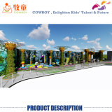 Modern Sell Square Design Cheap Slide Big Portable Games Business Plan Outdoor Playhouse Equipment