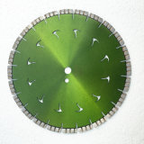 Laser Welded Silent Circular Diamond Saw Blades Cutting Discs Wall Saw Floor Saw for Reinforced Concrete Asphalt Green Concrete Granite Marble Brick Stone