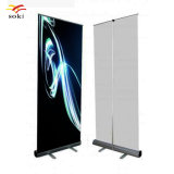 Portable Retractable Aluminum Roll up Signs Banner Display
