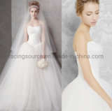 Beautiful Sweetheart Ball Gown off-Shoulder Wedding Bridal Dresses