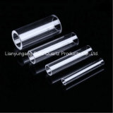 High Quality High-Temperature Polished Quartz Glass Tube