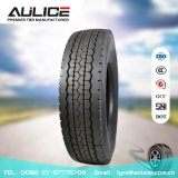 New Design 22.5inch Tubeless Truck and Bus Tyre with DOT, Gcc, SNI, ISO9001 Certificates (AR999, 12R22.5)