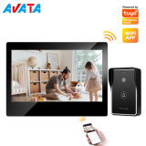 Tuya IP Video Doorbell Video Intercom System WiFi Video Door Phone Door Bell for Villa