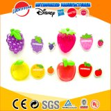 Mini Plastic Case with Fruit Shape Eraser for Promotion Gift