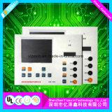Shenzhen Factory Wholesale Membrane Panel Sticker Keyboard