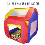 Big House Colorful Play Kids Tent Baby Tent