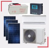 24000BTU 48V Hot Sell Hybrid Solar Air Conditioner Mini Split Air Conditioner for Home Use