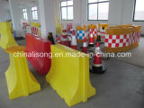 PE Rotomolding Plastic Products (traffic barrier)