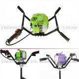 52cc Two-Man Operated Earth Auger Ground Drill Ground Earth Borer Drilling Machine