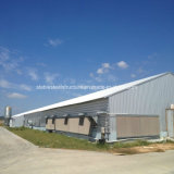 Fine Price Prefabricated Steel Poultry Farm Chicken
