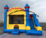 Blue and Yellow Color Inflatable Big Toys