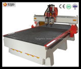 Double Heads Atc New Product Woodworking CNC Machine