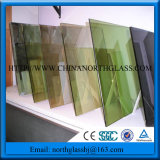 4mm, 5mm, 6mm Reflective Coating Glass Color Mirror Glass