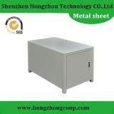 Galvanized Sheet Metal Fabrication Power Distribution Cabinet