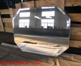 3mm Beveled Silver Mirror From Float Silver Mirror Glass