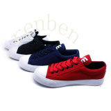 Hot Arriving Women′s Popular Canvas Shoes