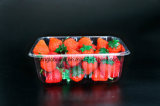 Disposable Plastic Fruit Packing Tray for All Kind of Fruit Pet Fruit Packaging Supplier Manufacture
