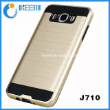 PC+TPU Slim Armor Mobile Phone Case for Samsung J710