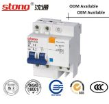 Dz47le-63 with Indicator Residual Current Mini Circuit Breaker Air