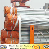 Scaffolding Use ERW Galvanized Carbon Steel Pipe/Tube
