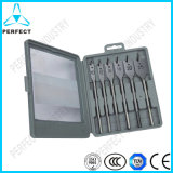 Bright Finish Wood Flat Drill Bit Set