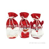 Western Christmas Design Christmas Bag Item