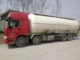 8X4 HOWO Bulk Cement Transportation Truck, 12 Wheeler Chemical Powder Special Vehicle for Sale