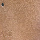 Competitive PVC PU Synthetic Microfiber Leather for Sofa (HS-QF11)