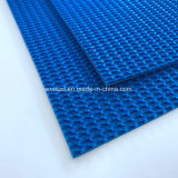 China Rough Top Blue PVC Conveyor Belt with Best Price