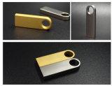 Low Cost Mini Metal USB Flash Pendrive Silver Memory Stick 4GB