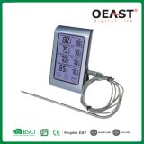 BBQ Touch Button Digital Thermometer with Probe Ot5560b6