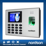 Self-Service Reprot Built-in Battery RFID Card Fingerprint Access Control with Time Attendance