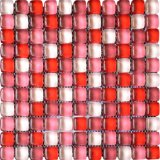 Price for HK Living Room Wall Decoration Mixed Glass Mosaic