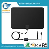 Indoor Amplified HDTV Antenna, 50 Miles Digital TV antenna Long Range