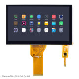 7 Inch TFT 1024X600/800X480 Dots FT5436/FT5426 IPS with Capacitive Touch Screen Monitor LCD