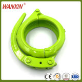 Excavator Accessories DN100 Heavy Duty Quick Release Pipe Joint Clamp