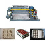 High Capacity Fully Automatic Pulp Egg Carton Making Machine with Forming, Hot Pressing, Drying, Stacking System