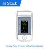 Factory Price Finger Pulse Oximeter Medical Device Equipment Cheap OLED Finger Type Oximeter SpO2 Finger Pulse Oximeter