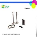 Hot Sale 1-Cylinder Water Cooled Diesel Engine Parts CF1125 Valve