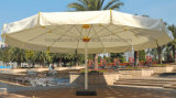 New Best Choices Outdoor Garden Big Size Umbrella with Covering 12~20 Hotel Restaurant Tables