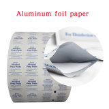 Cleaning Products Packaging Aluminum Foil Composite Paper for Sterile Alcohol Prep Pad/Clean Swab/ Insert Repellent Wipes/Bzk Wipes /Alcohol Swabsticks /Anti