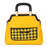 Houndstooth High Quality Stylish Fashion Handbags Wholesale Bags Women (MBNO034132)