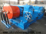 Open Rubber Cracker Mill/ Rubber Crusher