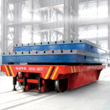 Remote Control Painting Booth Railway Motorized Trailer for Transfer Car