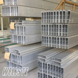 Extruded Aluminum Channel for Glass Wall Building Material
