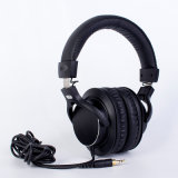 Manufacture Customize Wired Stereo Headset Over Ear Noise Canceling Professional Studio Headphone Monitor for Recording